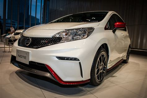 Nissan's New JDM Note Nismo is the One You Might Want