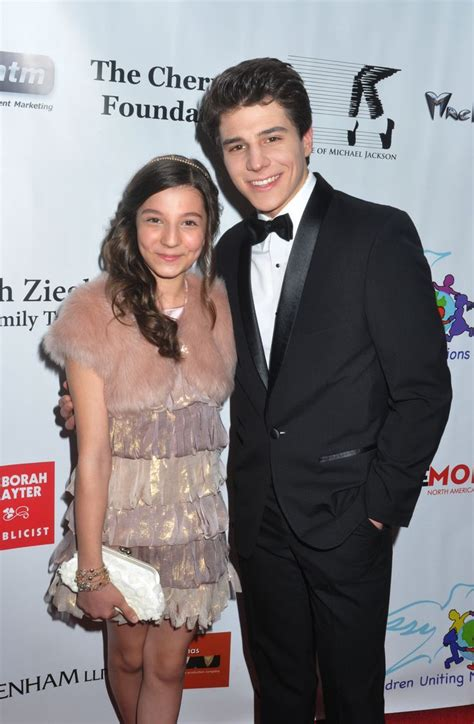 Siblings Stephanie Katherine Grant (The Goldbergs) and