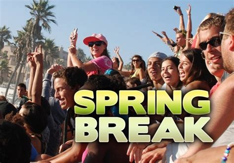 Law enforcement ready for Panama City Beach spring break