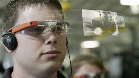 Google Glass is back — but only for businesses - YouTube