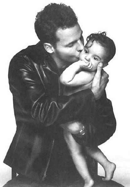 Celebrity Baby News: Justin Chambers and Daughter