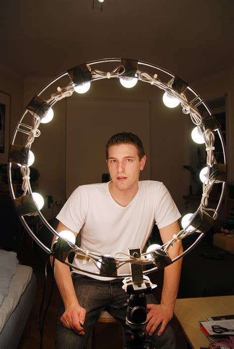 Best DIY Ring Light Photography, Video, Selfie - Do It