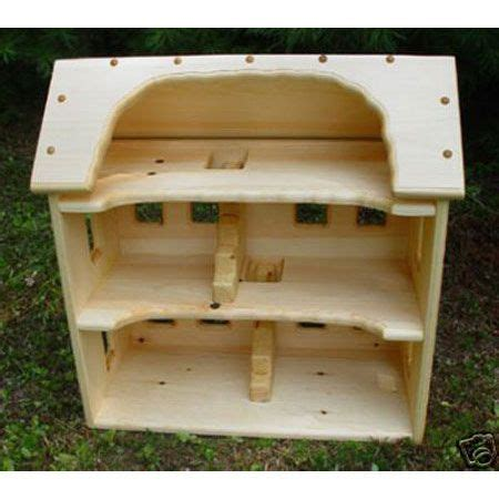 Emeline's Dollhouse | Willow Toys | Heirloom Wooden Toys
