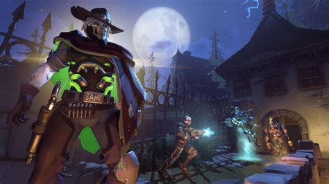 Here's every Overwatch Halloween Terror skin in one place