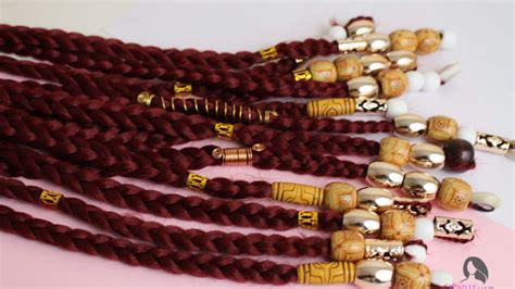 Beads and Braids: How to Add Beads to Braids Tutorial