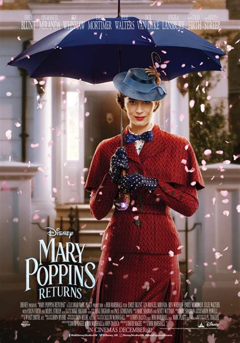 Mary Poppins Returns get three new posters