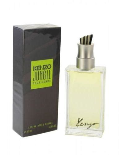 Kenzo Jungle Man after shave lotion 100 ml Férfi after