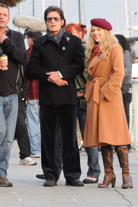 Charlie Sheen - Charlie Sheen Photos - Charlie Sheen and