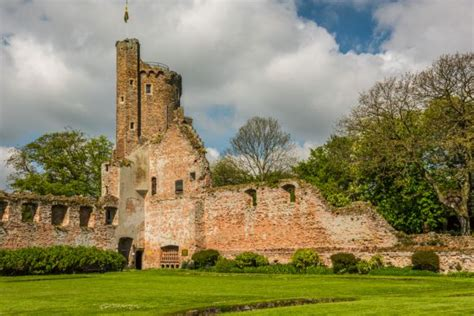 Caister Castle - History, Travel, and accommodation