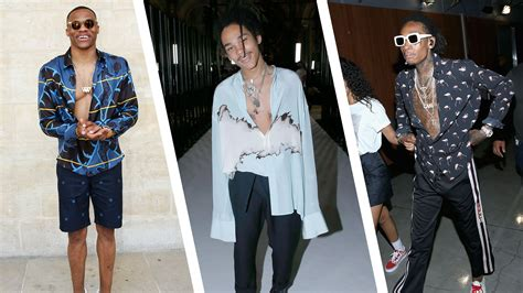 Unbuttoned Shirts Are This Summer's Heatwave-Friendly