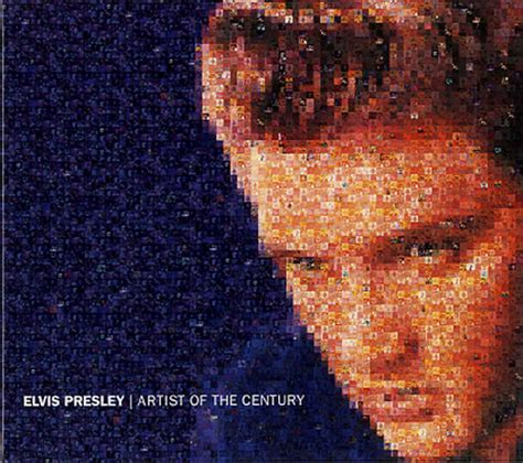 Elvis Presley Artist Of The Century - 10-track UK Promo CD