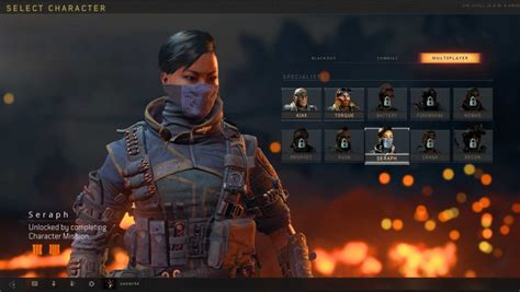 Blackout skins: how to unlock new characters for Black Ops