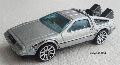 Back to the Future Time Machine | Hot Wheels Wiki | FANDOM