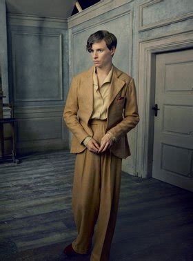 Eddie Redmayne on The Danish Girl and Finding the Freedom