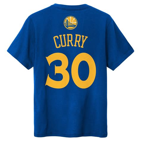 NBA(CANONICAL) Stephen Curry Boys' Graphic T-Shirt