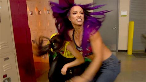 Sasha Banks Turning On Bayley Is Not What WWE Originally