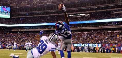 One Year Ago Today, OBJ Broke The Laws Of Physics