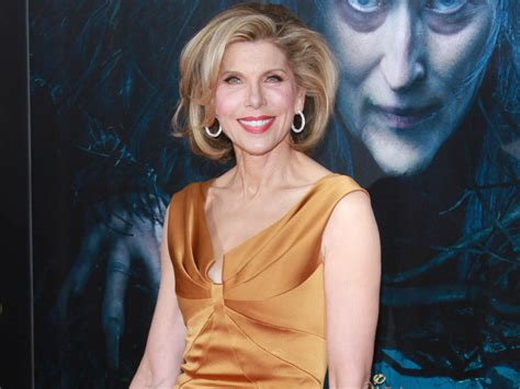 "Christine Baranski Opens Up About Husband's Death: ""It's"