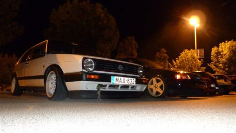 Volkswagen Golf II tuning (luter) - CARSTYLING