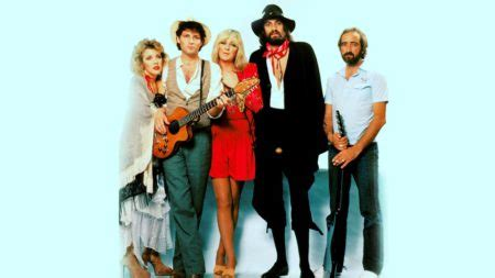A Fashionable Tribute to Fleetwood Mac's Half Century of