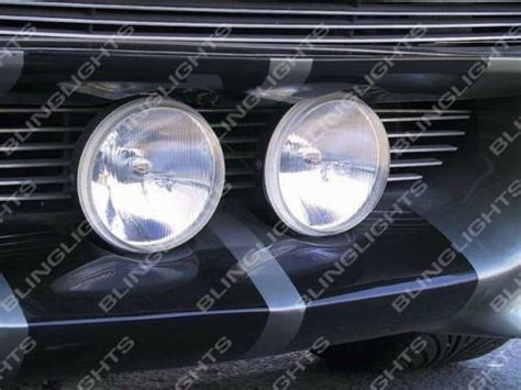 Large Grille Driving Lights Kit for Ford Mustang Eleanor