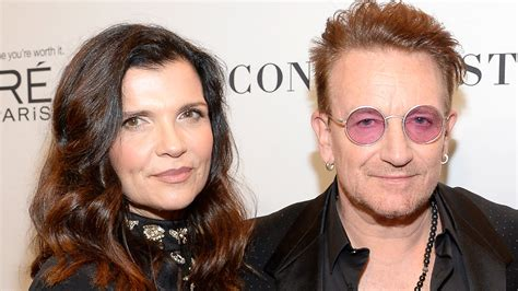 EXCLUSIVE: Bono Shares Secret to Long Marriage on 40th
