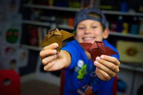 How To Fold An Origami Owl - Art For Kids Hub