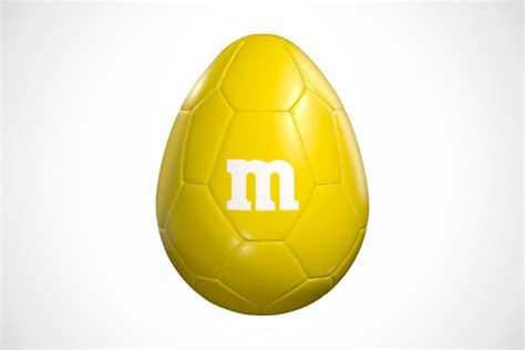 """M&M's Celebrates Soccer With """"M-Ball"""""""
