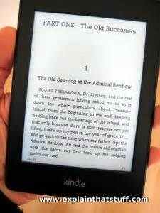 Ebooks and Kindles - a simple introduction