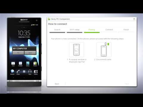 Sony Xperia T USB Drivers for Windows and Mac - Download