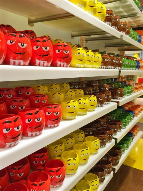 8 Reasons to Visit M&M'S World on Your Next Orlando