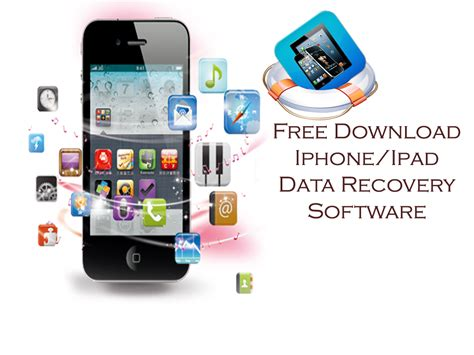 Free Download iPhone/iPad Data Recovery Software On