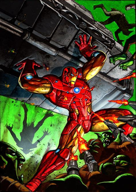 ironman – The Art of Simon Bisley