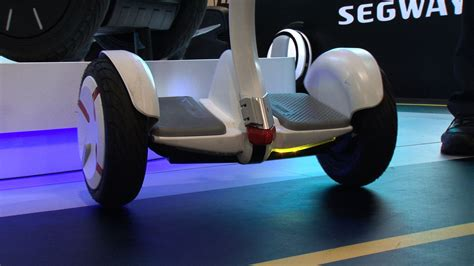 Segway Mini Pro hits back at hoverboards video - CNET