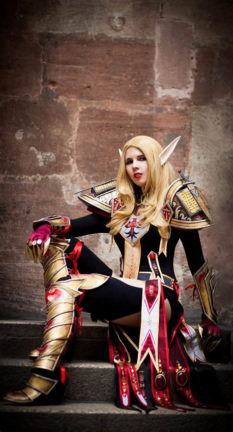 Holy light, give me strenght! - KamuiCosplay