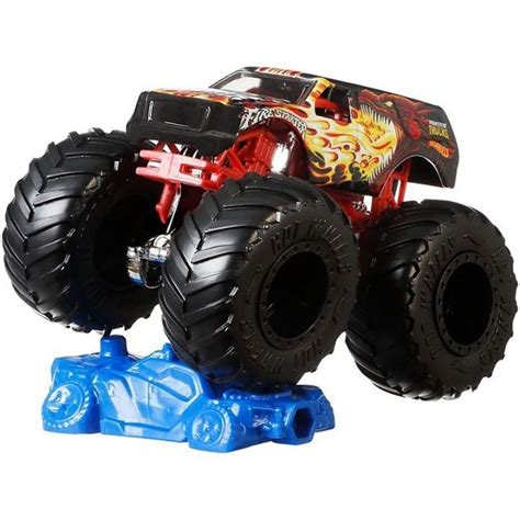 Hot Wheels Monster Trucks járművek - Fire Starter | Bűbáj