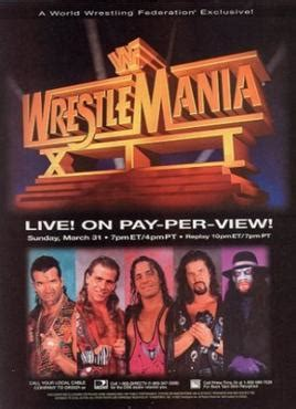 WrestleMania XII - Wikipedia
