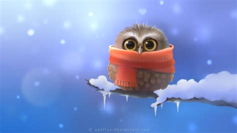 Cute Owl Wallpapers | HD Wallpapers | ID #12532