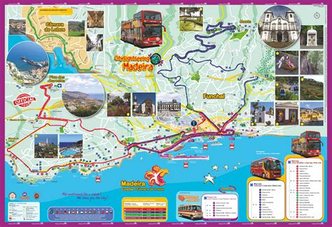 City Sightseeing Funchal Hop-On Hop-Off Bus Tour