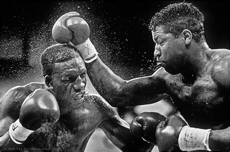 Boxing Photography: Ray Mercer