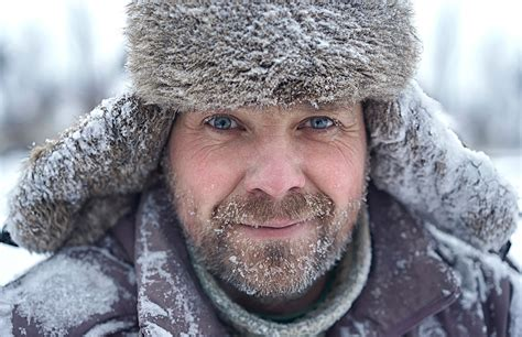 10 awkward questions about Siberia, Siberian men and cold