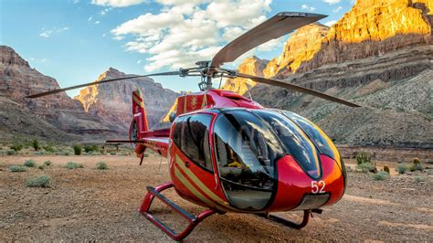 Grand Canyon Helicopter Tour King of Canyons