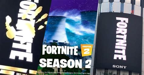 First 'Fortnite' Season 2 teasers have been released worldwide