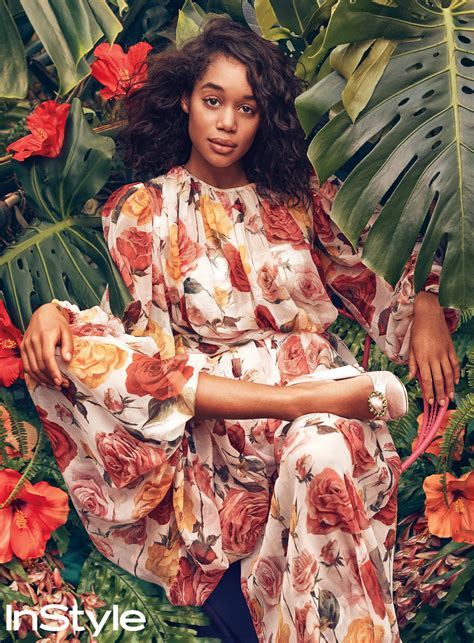 Laura Harrier's Style Icon is a 'Fresh Prince of Bel-Air