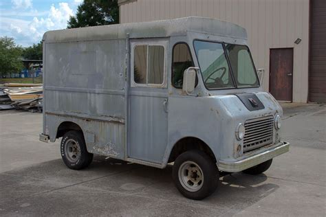 '62 International Metro Mite | Step van, Rat rod, Work truck