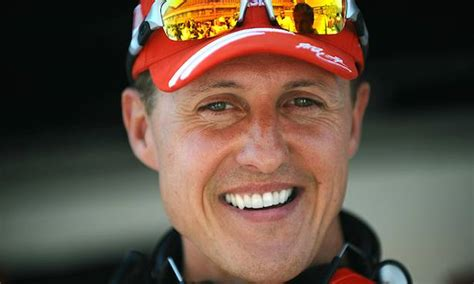 Fans reach out to support Michael Schumacher on his 50th