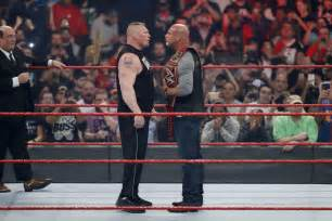 WWE Raw results: Goldberg leaves Brock Lesnar in extreme