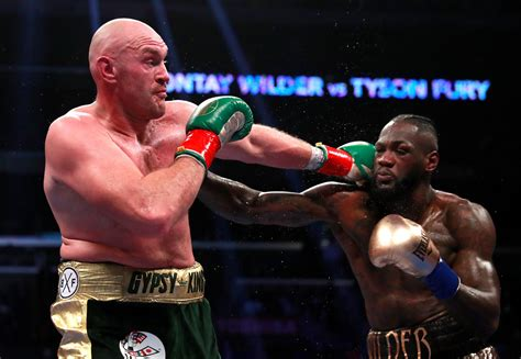 Tyson Fury's ESPN deal: Deontay Wilder and Anthony Joshua