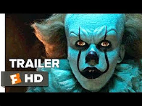 IT (2017) Official Trailer - Pennywise Horror Movie HD