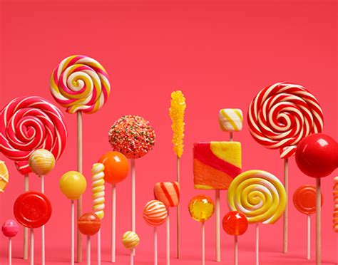 New Android Wallpapers with Lollipop Material Design
